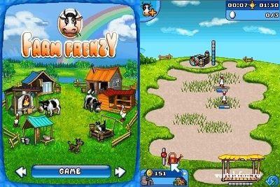 Ферма детская игра онлайн